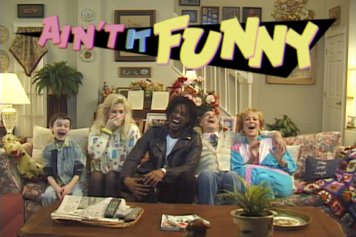 Danny Brown gets dysfunctional in the video for 'Ain't It Funny'