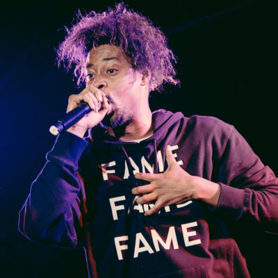 Danny Brown's new album is named after a Joy Division song