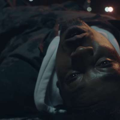 Danny Brown gets suspended in mid-air for 'Pneumonia' video