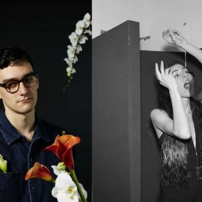 Danny L Harle and Chairlift's Caroline Polachek team up for 'Ashes of Love'