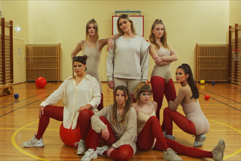 Daughters of Reykjavík release video for 'Lófatak'