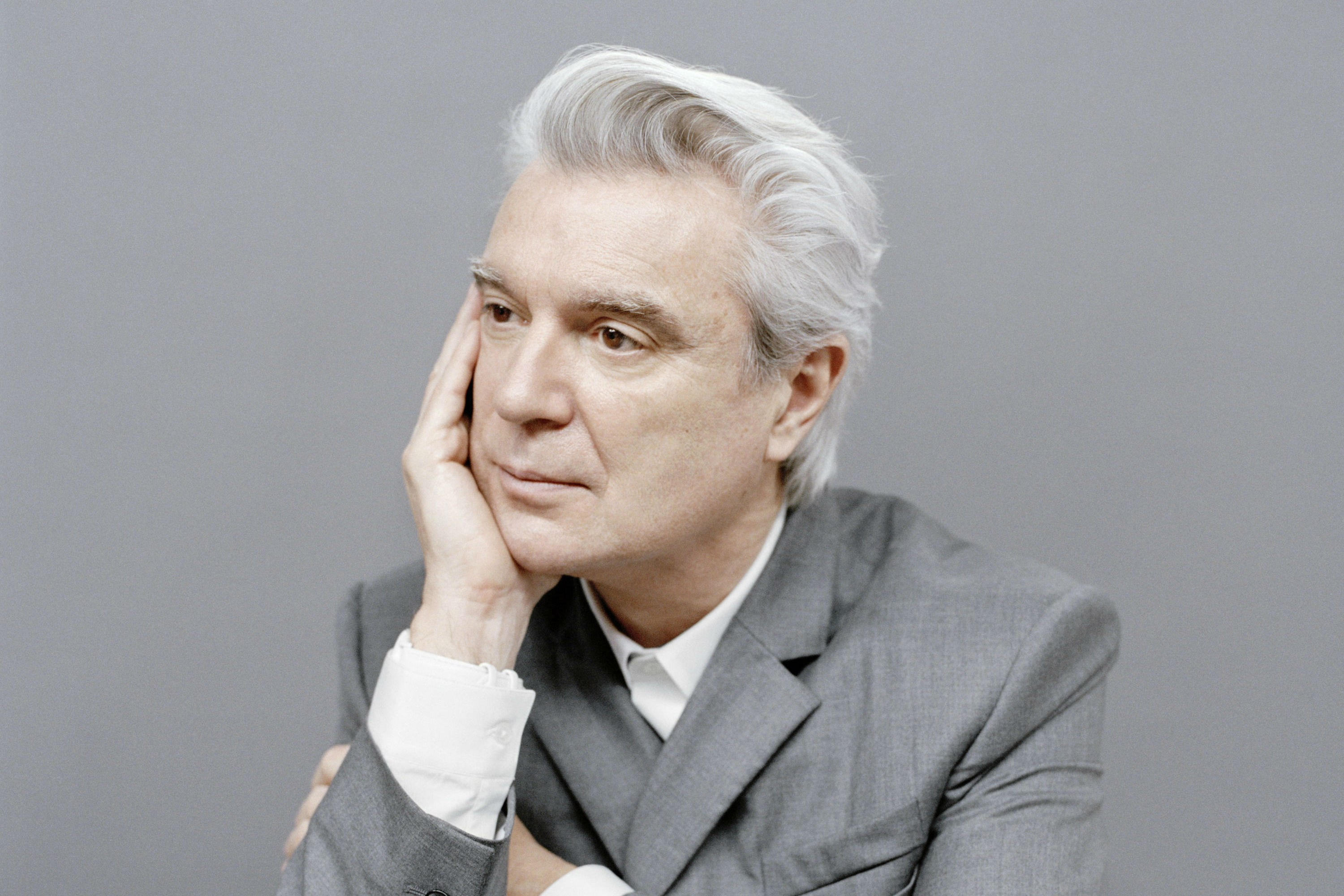 David Byrne airs new track 'This Is That'