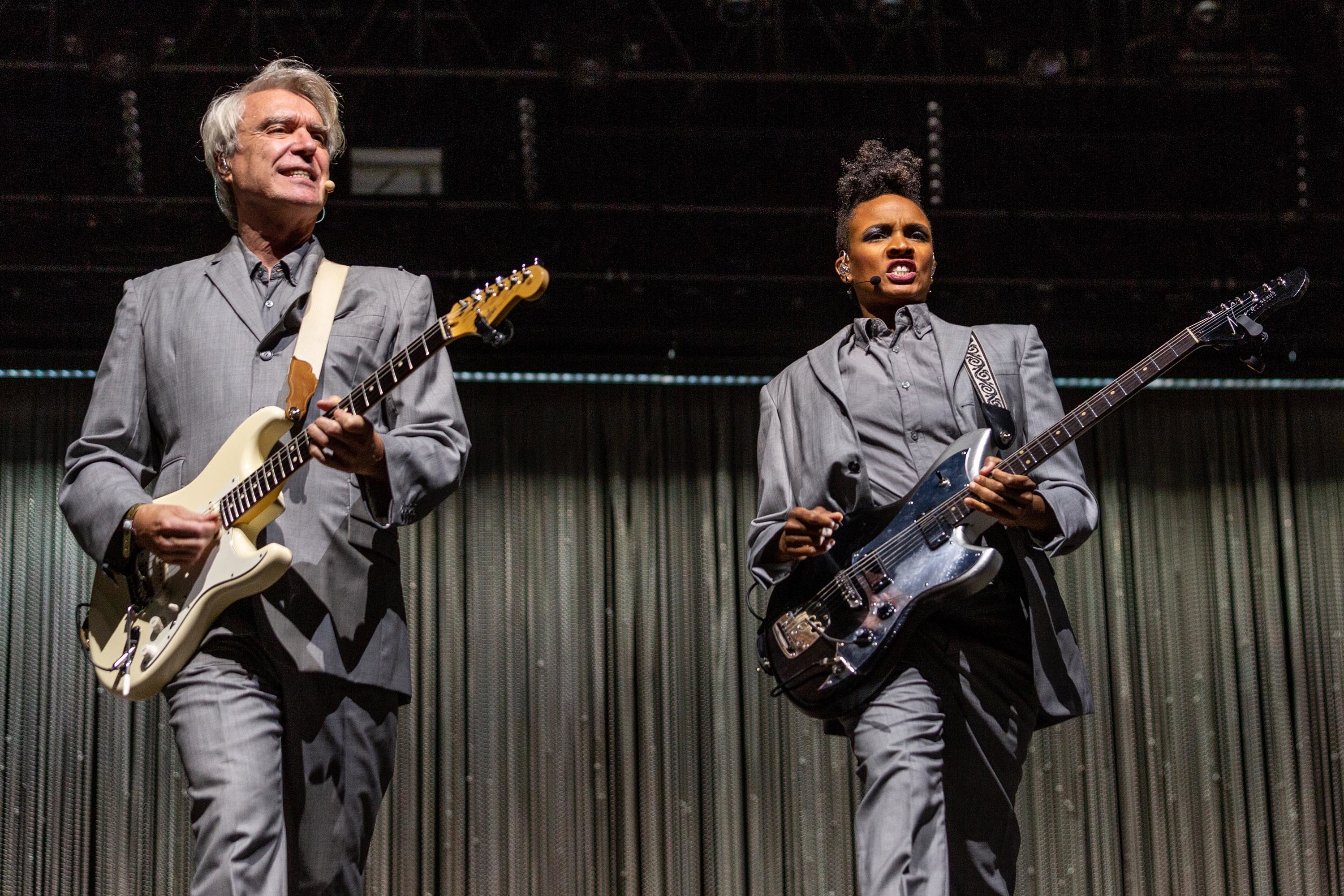 David Byrne, Depeche Mode and Young Fathers lead an eclectic day two at Open'er 2018