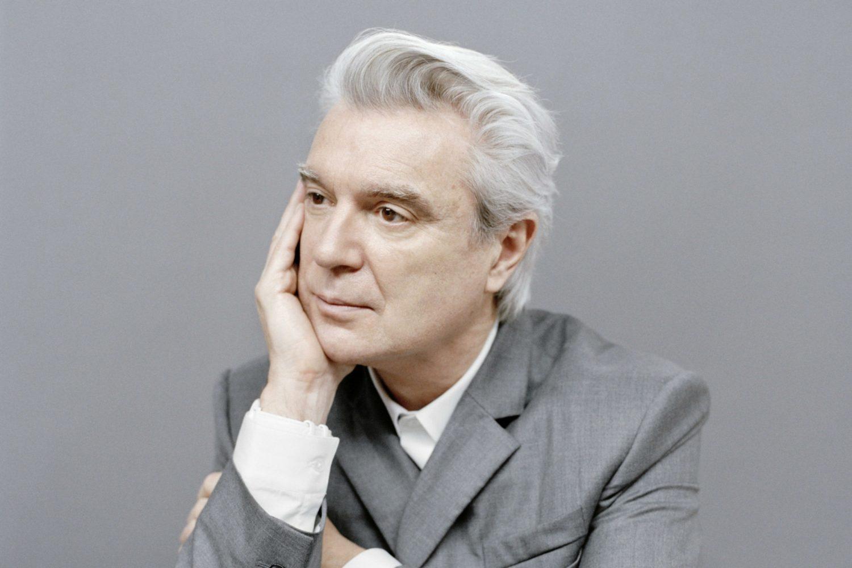 David Byrne is streaming his new album 'American Utopia'