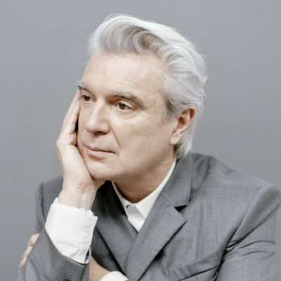 David Byrne is streaming his new album 'American Utopia'