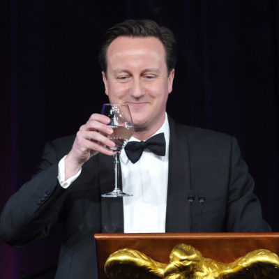 David Cameron says he's a big fan of The War on Drugs