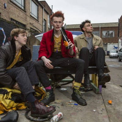 Dead Pretties show acres of 'Confidence' on their new track