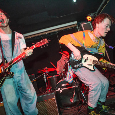 Dead Pretties and Yowl to play DIY Presents show at Thousand Island