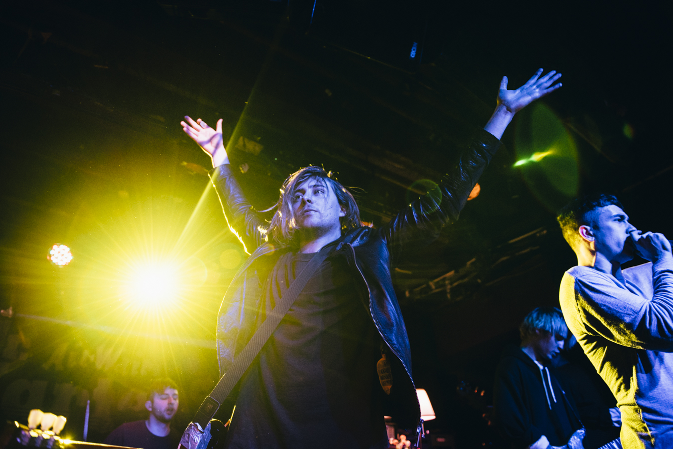 You Me At Six bring the Stand For Something Tour to a memorable close