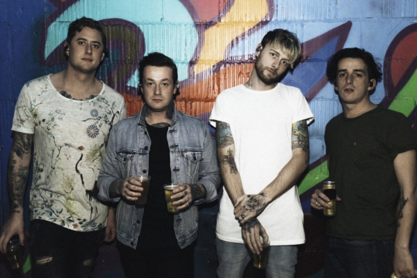 Deaf Havana announce release of 'Live at Brixton Academy'
