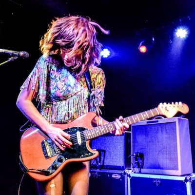 Baby in Vain and Yassassin join Deap Vally's Fluffer Pit Party
