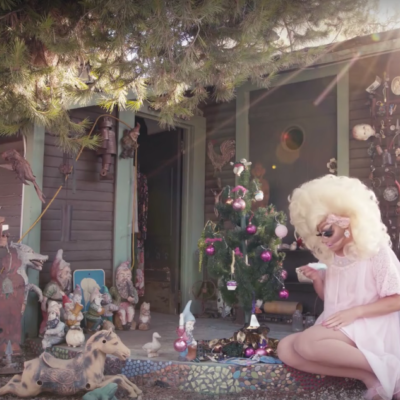 Deap Vally get kitschy for 'Little Baby Beauty Queen'