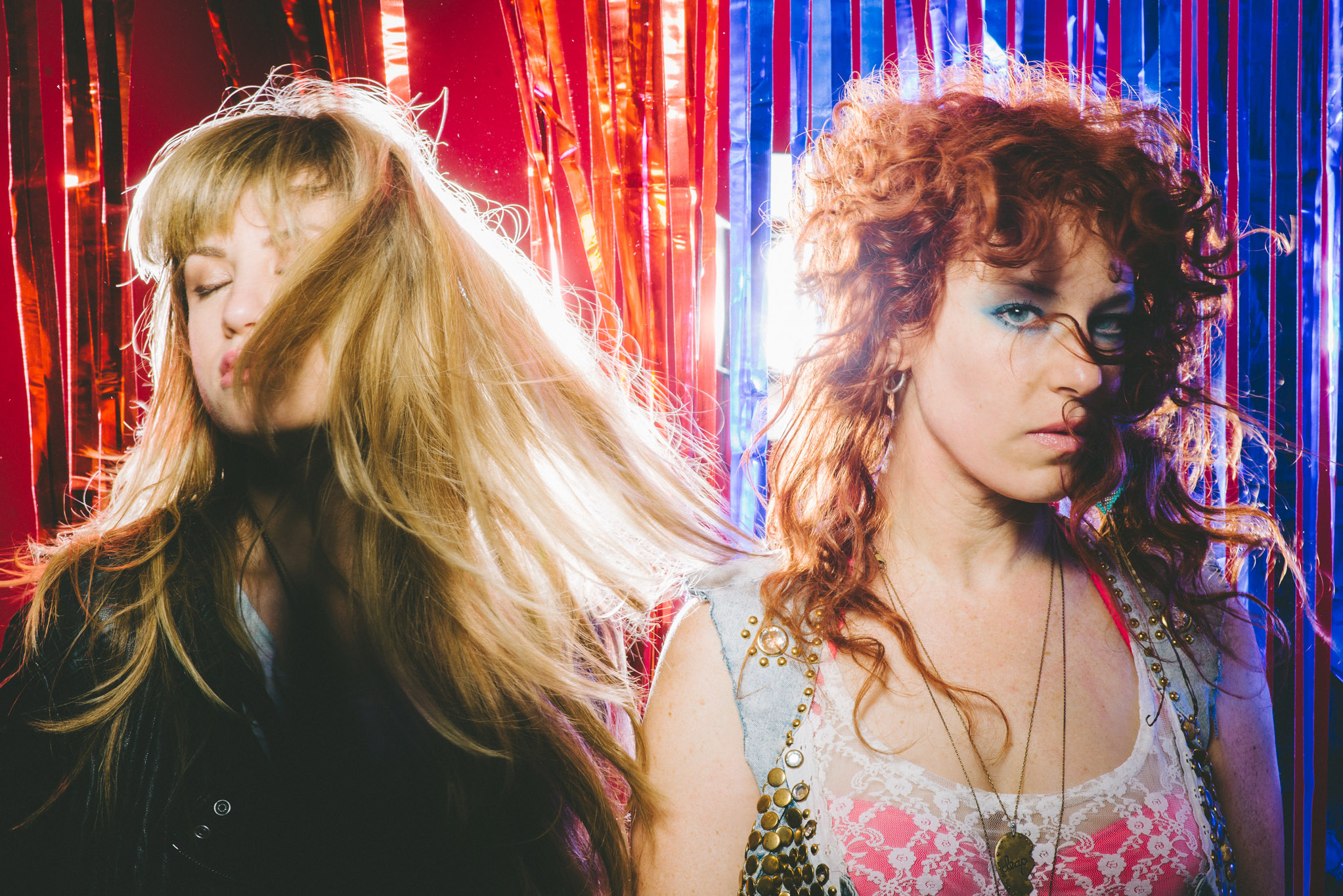 Rolling In The Deap: the return of Deap Vally is nigh