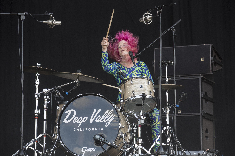 Deap Vally, Reading Festival, 2017