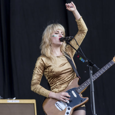 Deap Vally and Black Honey join Queens of the Stone Age's Finsbury Park show