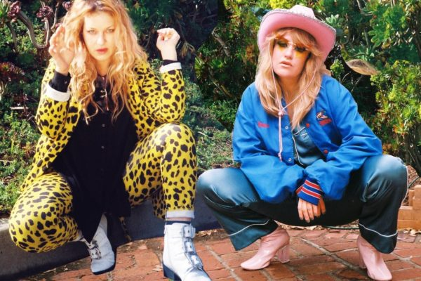 Deap Vally announce new album 'Marriage'