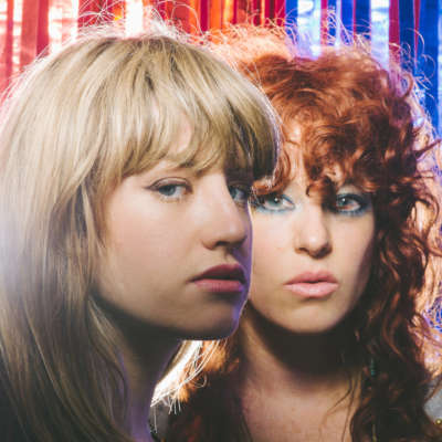 Deap Vally are hitting the UK and European roads