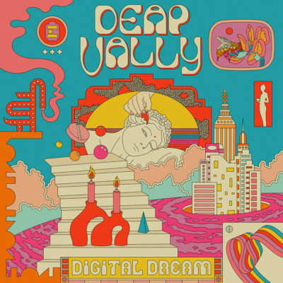 Deap Vally - Digital Dream