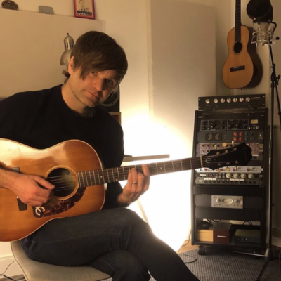 Death Cab For Cutie's Ben Gibbard to stream daily live shows