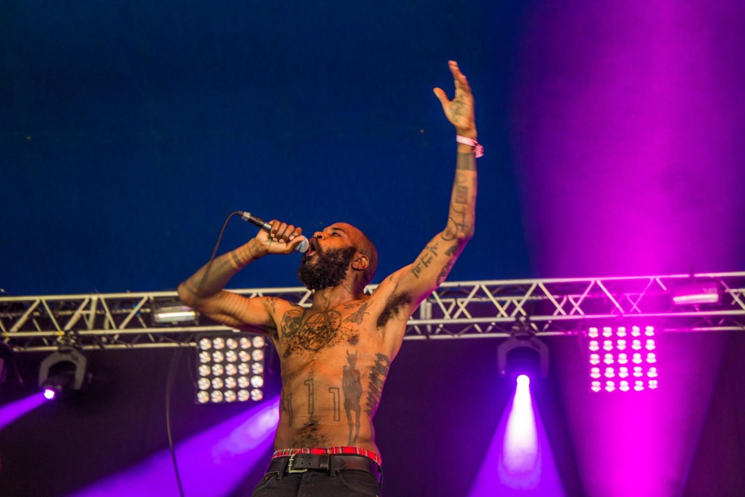 Death Grips share instrumental version of 'Year Of The Snitch'