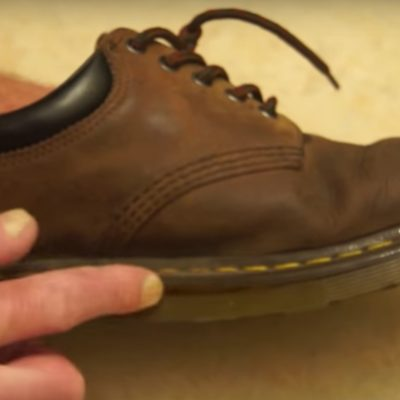 Death Grips' new video is just of a knackered looking shoe