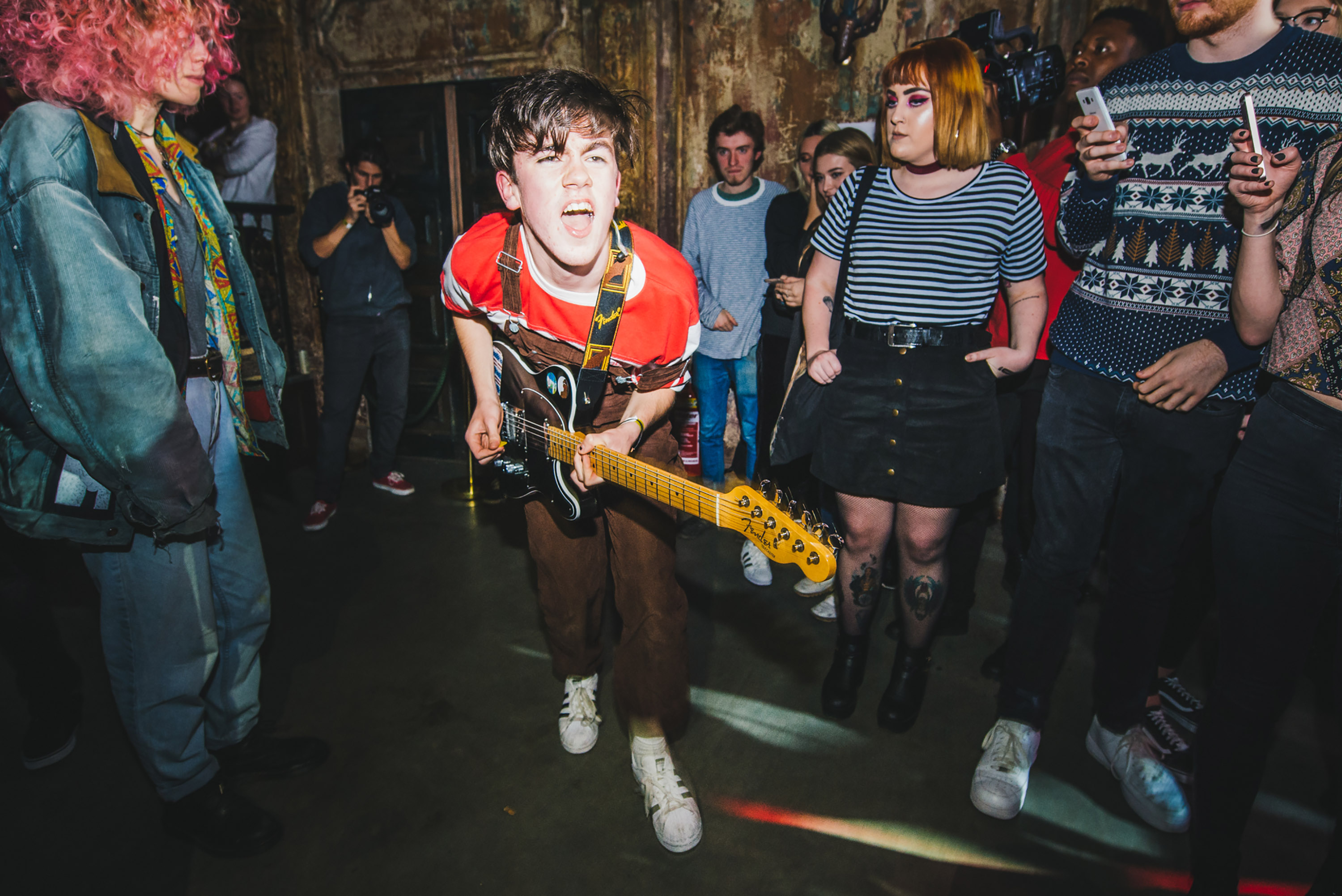 On film: DIY's Class of 2017 launch show