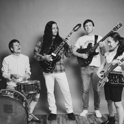 Deerhoof have released 'Mountain Moves' two weeks early