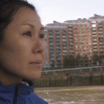 Deerhoof admire the Thames in new 'Black Pitch' video