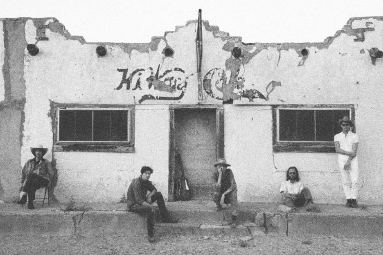 Listen to Deerhunter's new song 'Plains'