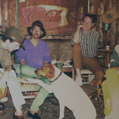 Deerhunter are opening for Kings of Leon for some reason