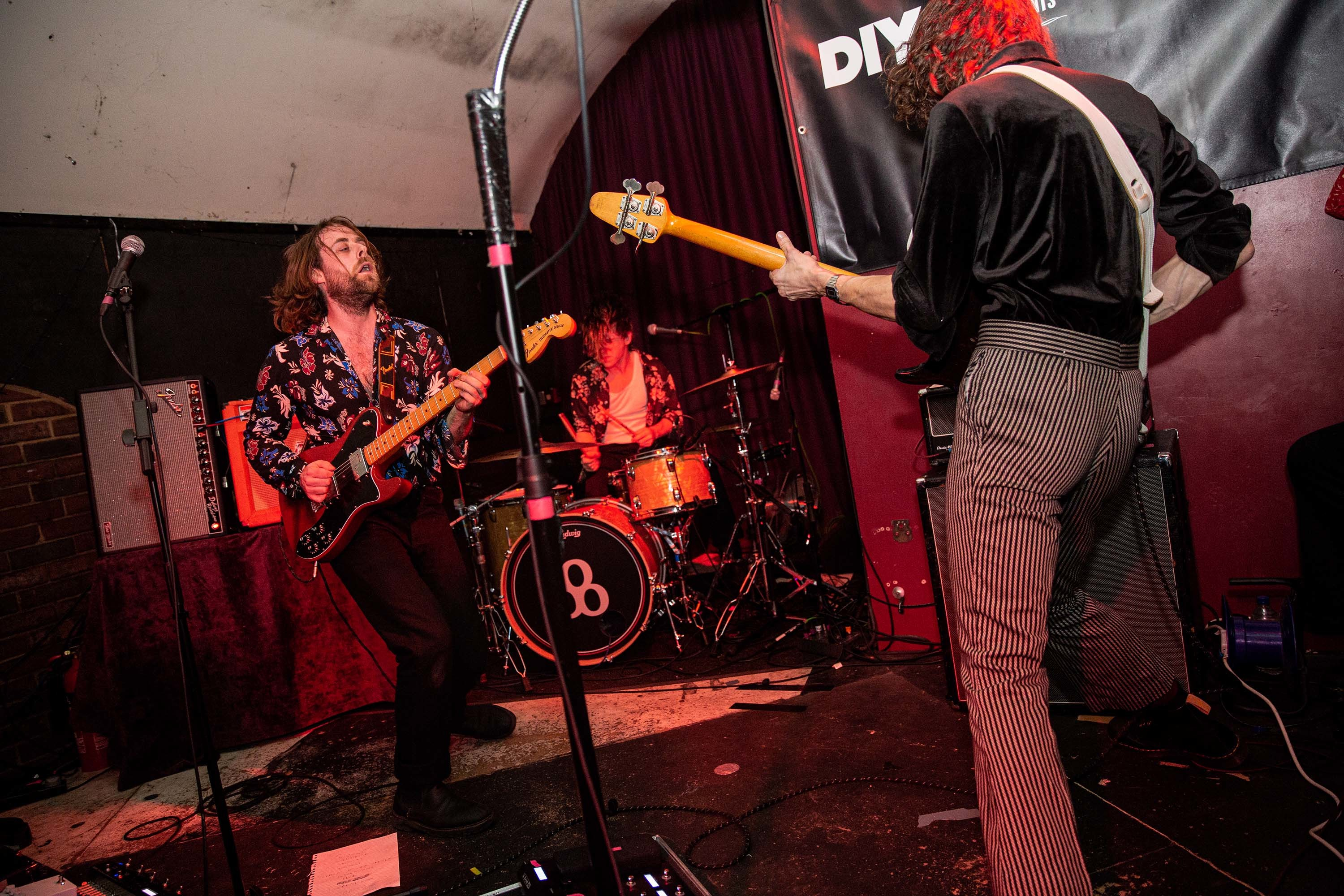 Demob Happy round off the DIY Presents Independent Venue Week tour, in association with Jack Daniel's, with new tunes and mosh pits