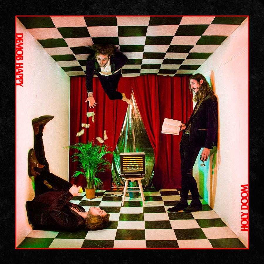 Demob Happy announce new album 'Holy Doom'