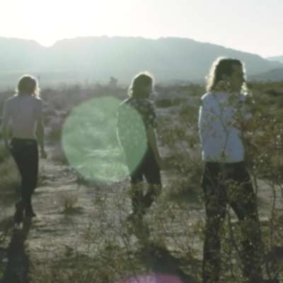 Demob Happy air video for 'Less Is More'