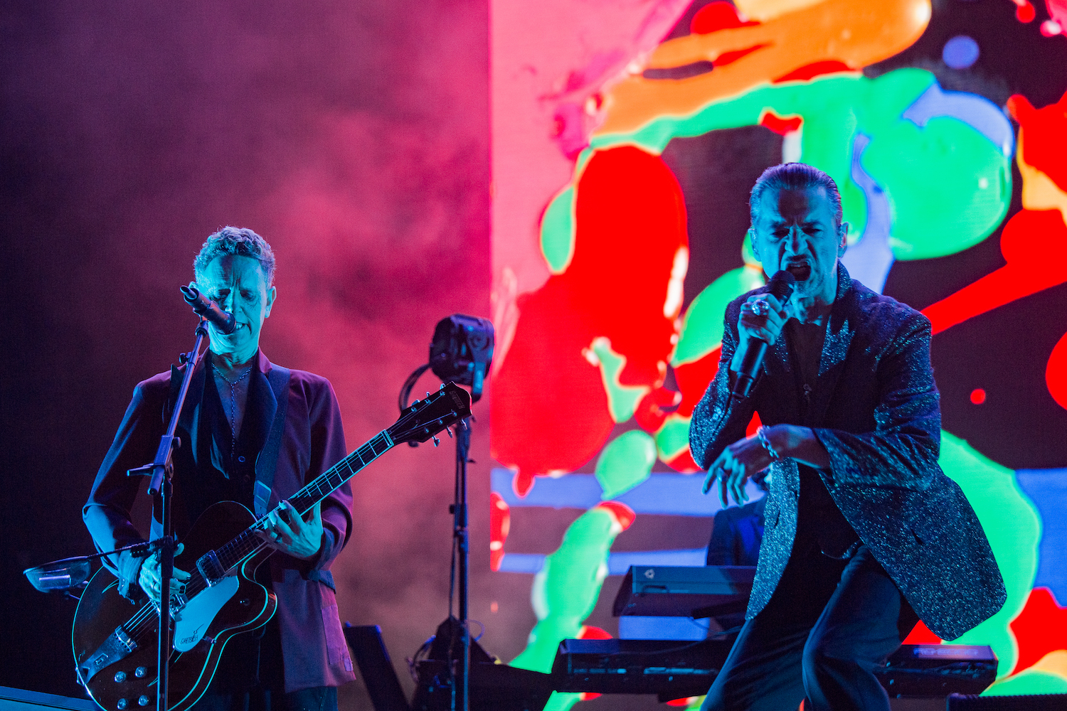 Depeche Mode, The Avalanches and Fleet Foxes mix light and dark on day three of NOS Alive 2017