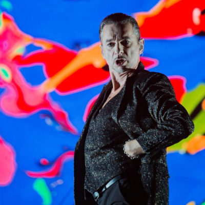 Depeche Mode are heading to Open'er 2018