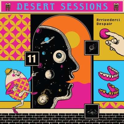 Desert Sessions - Vols. 11 & 12