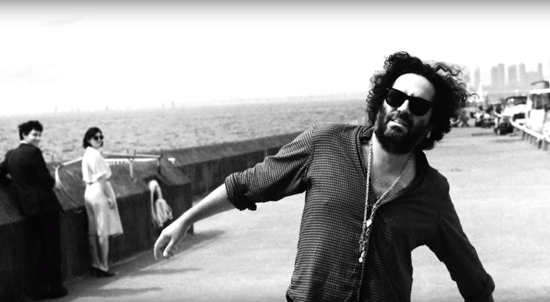 Destroyer shares new 'Tinseltown Swimming In Blood' video