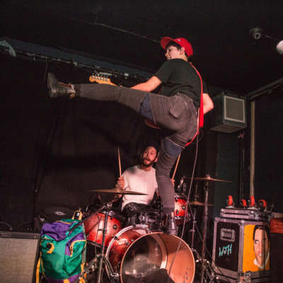Diet Cig live up to the hype at DIY Presents 'Hello 2016' night