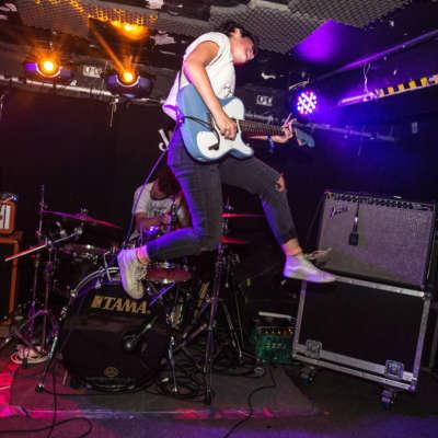 Diet Cig bring the high-kicks to Alternative Escape show