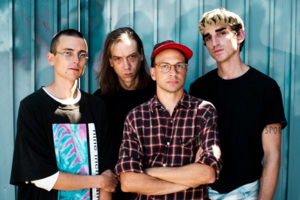 DIIV offer up mesmerising new clip for 'The Spark'