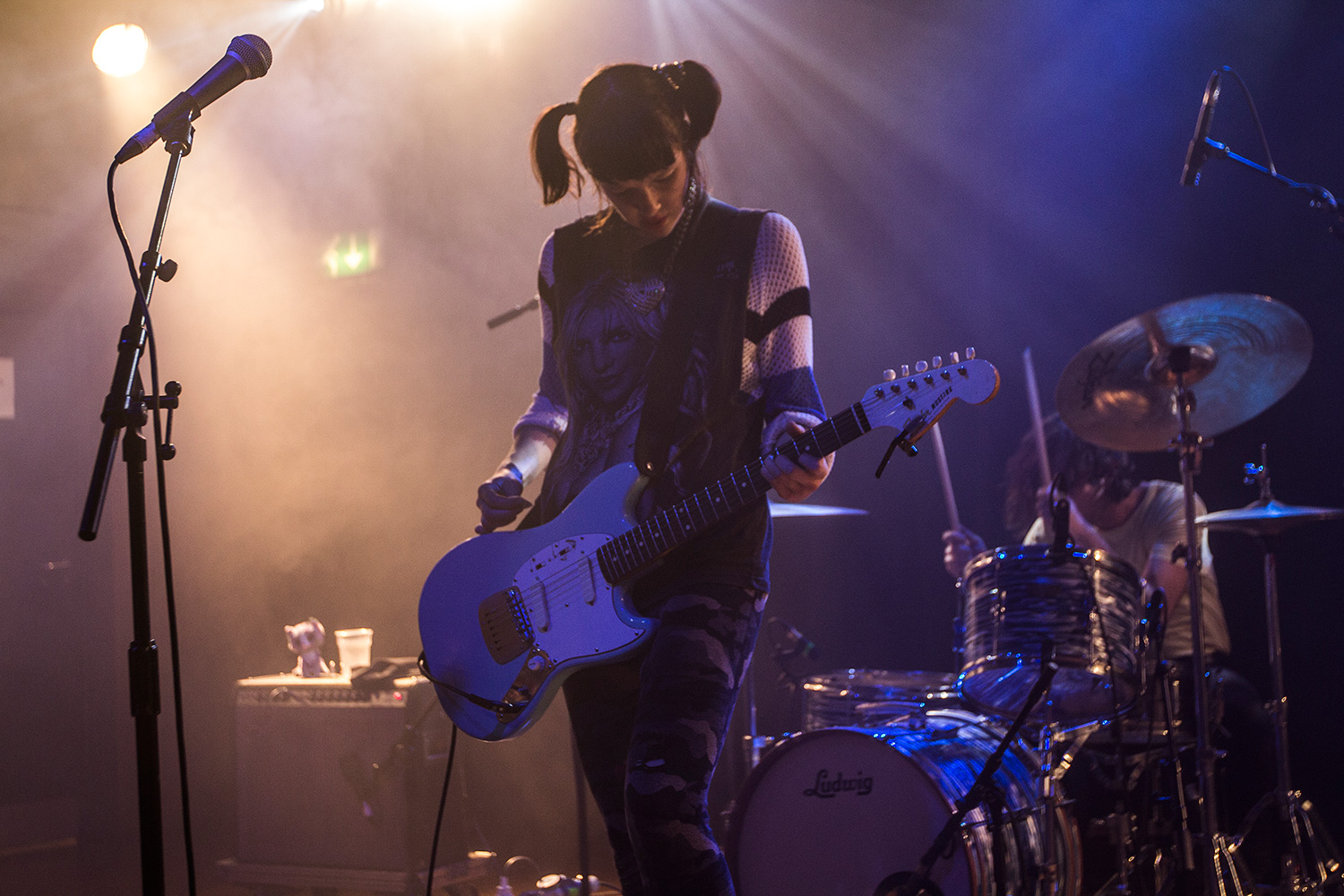 Dilly Dally, Weaves and Abattoir Blues, Scala, London