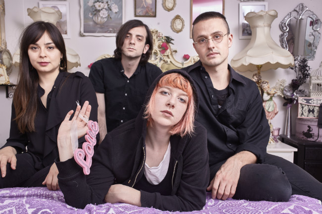 Dilly Dally announce first ever UK tour, share 'Purple Rage' video