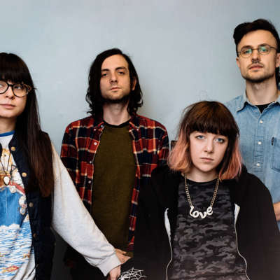 Dilly Dally burn down Maida Vale with a fire-breathing new Radio 1 session