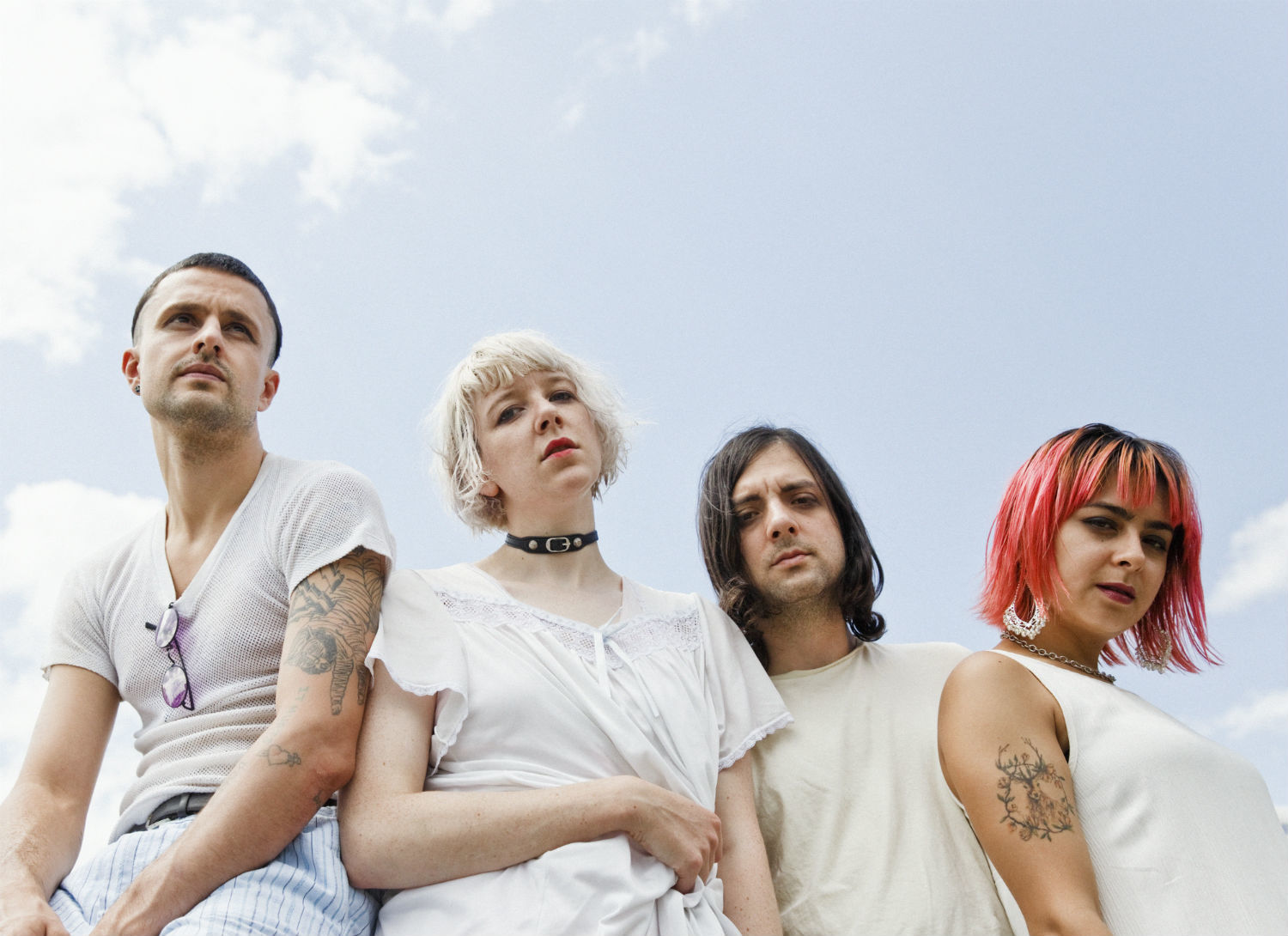 "Dilly Dally's Katie Monks on how they almost broke up before the release of new album 'Heaven': ""It felt like we were over…"""