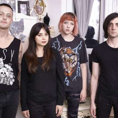 Dilly Dally release haunting 'The Touch' video