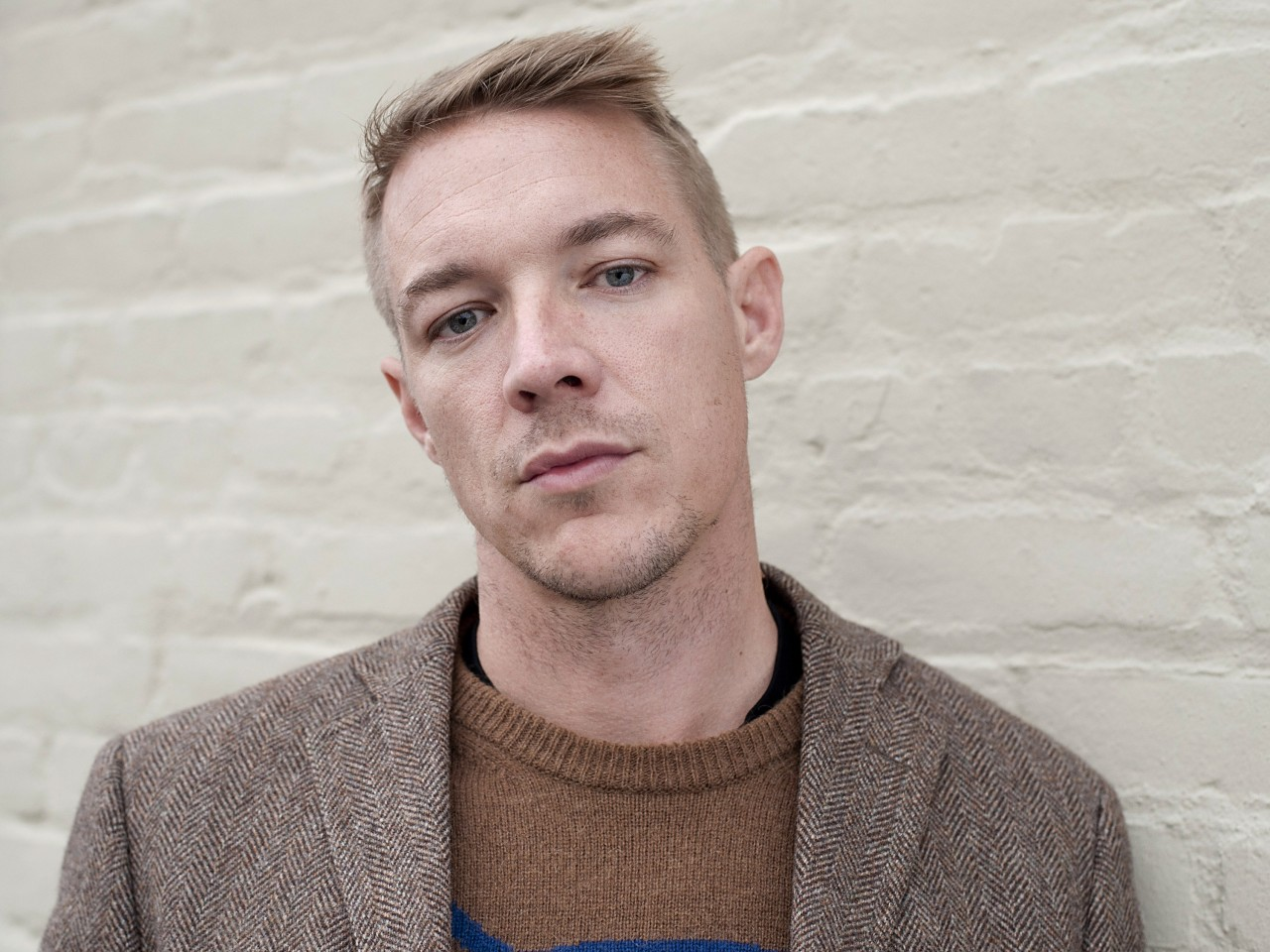 Diplo says he's recorded an album with Skrillex and Arcade Fire members