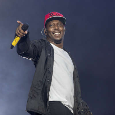 Dizzee Rascal draws the biggest crowd of the weekend so far at Bestival 2017