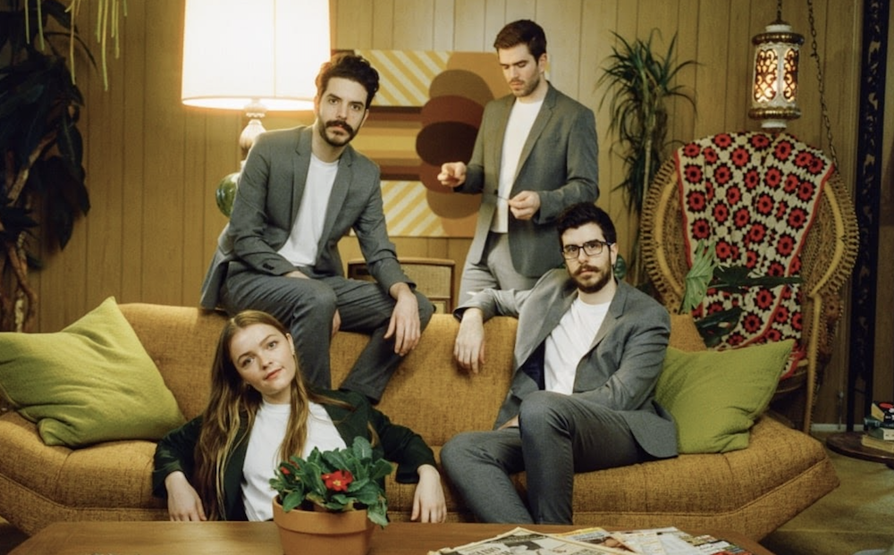 Dizzy team up with Gengahr for 'Roman Candles' Remix