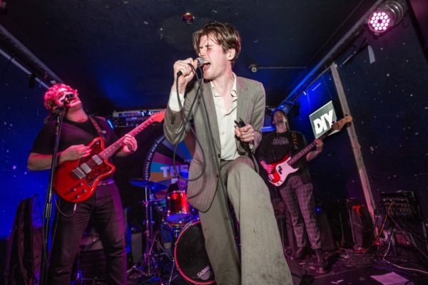 Do Nothing set their claim as Great Escape 2020 future highlight at DIY's First Fifty show
