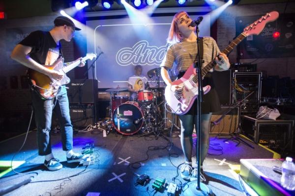 Doe announce handful of UK live dates